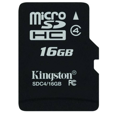 Kingston 16 GB MicroSD Card